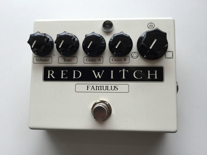 RED WITCH - FAMULUS (Made in New Zealand)