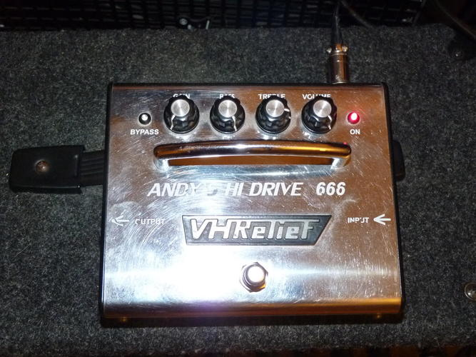 VH RELIEF ANDY´S HI DRIVE AHD 666