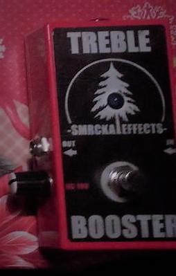 Smrčka Treble Booster
