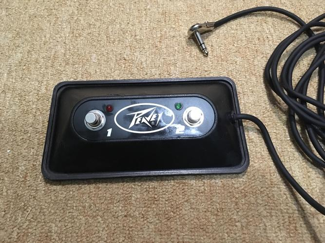 Footswitch Peavey