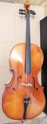 Violoncello 4-4 Made in Hungary
